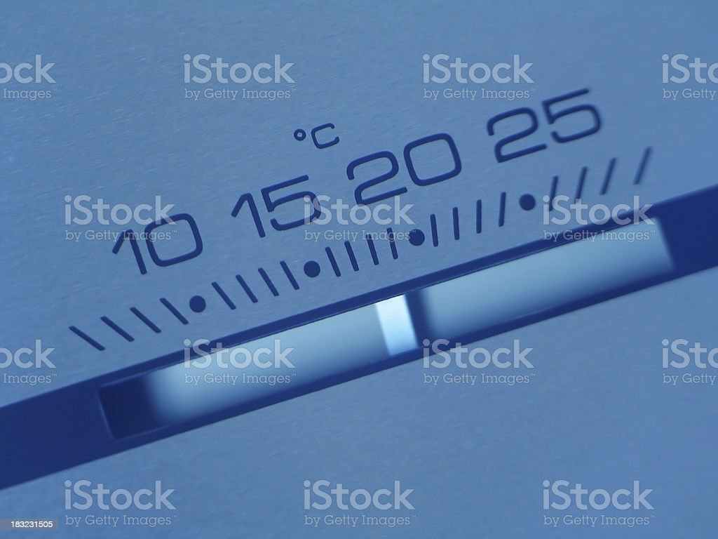 Celcius royalty-free stock photo