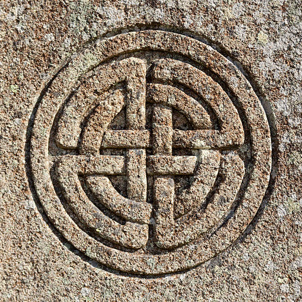 Celtic pattern foto