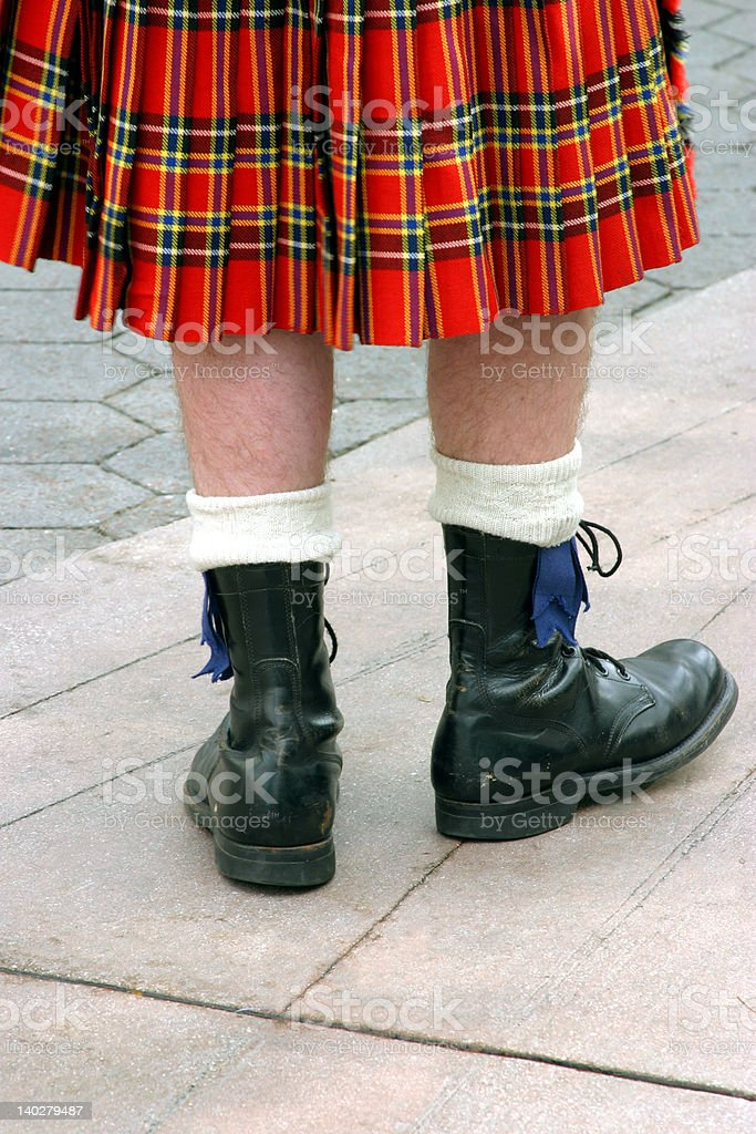 Celtic tradition royalty-free stock photo