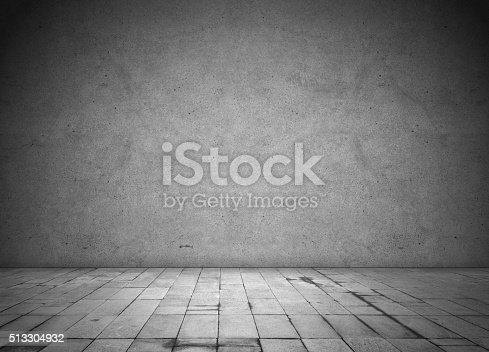 istock Cement and concrete wall 513304932