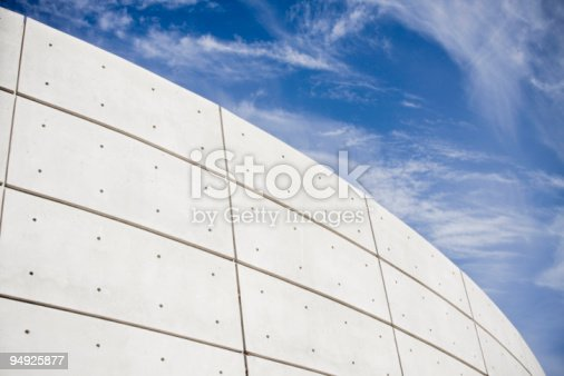 istock Cement and Sky 94925877