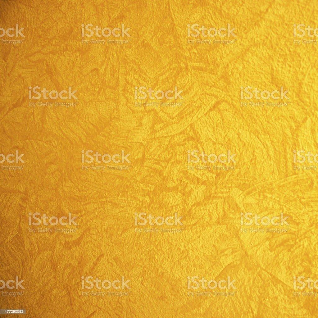 cement orange background stock photo