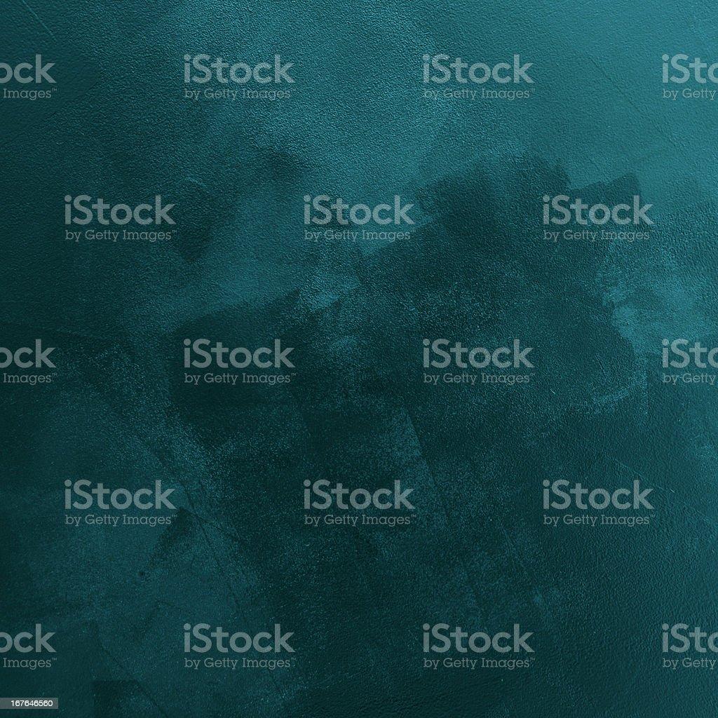 Zement Mauer: blue schmutzigen Hintergrund – Foto