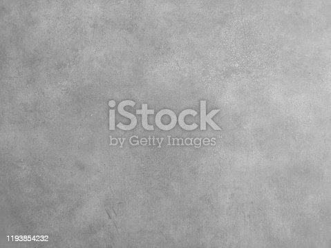 istock Cement wall concrete textured background abstract grey color material smooth surface 1193854232