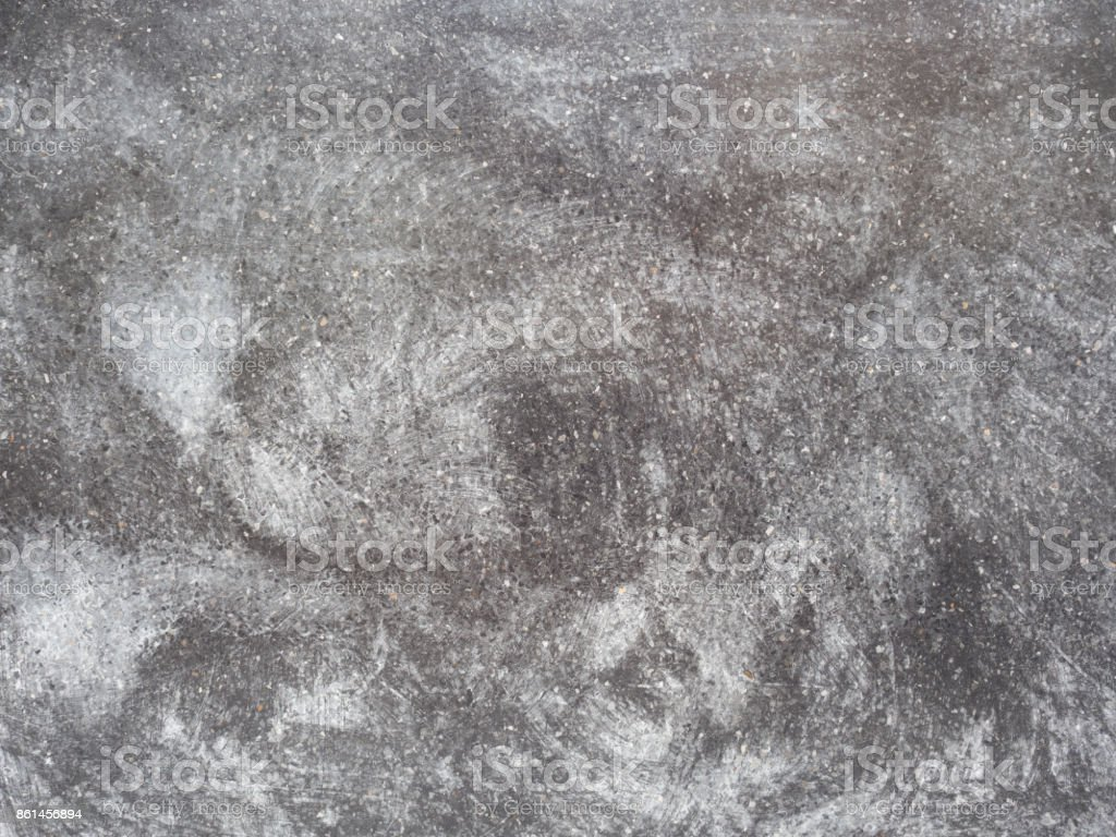 Cement wall in black and white. stock photo