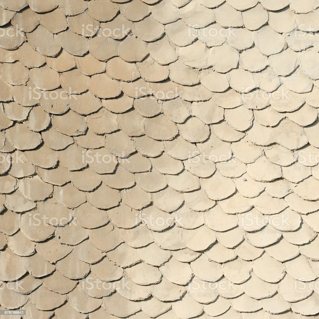 cement wall is plaster rough style stock photo