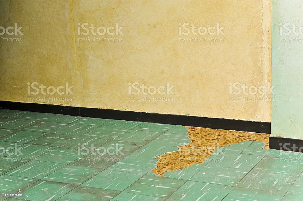Cement Wall, Terrazzo, Tiles royalty-free stock photo