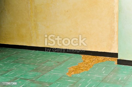 Cement Wall Terrazzo Tiles Stock Photo & More Pictures of