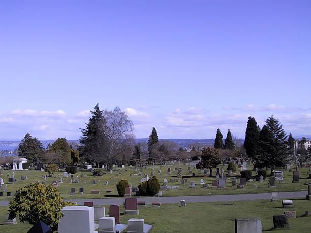Cemitério Grand View - foto de acervo