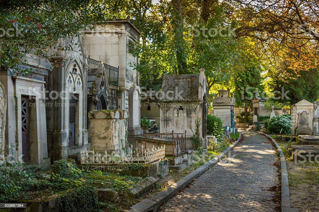 Cimetière du Père Lachaise, Paris, France - Photo