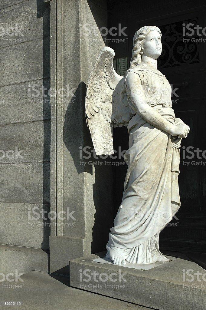 Friedhof Series Lizenzfreies stock-foto