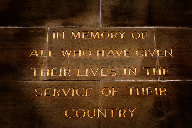 cenotaph - war memorial stock pictures, royalty-free photos & images