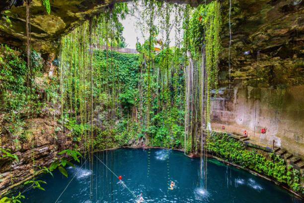 Cenote Ik Kil – Foto