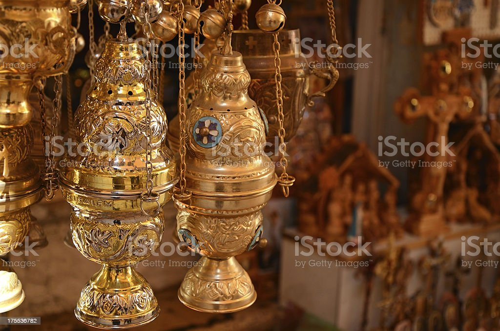 Censers royalty-free stock photo