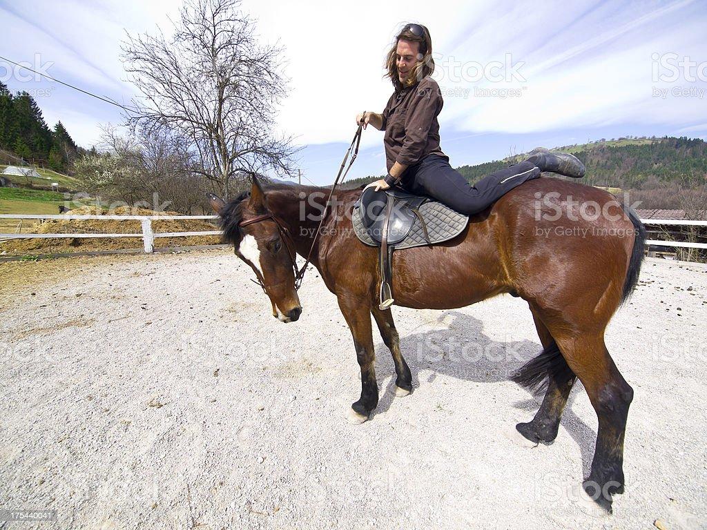 Centaur stock photo