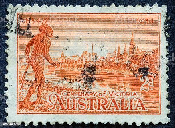 Centenary of Victoria Australia (1934)
