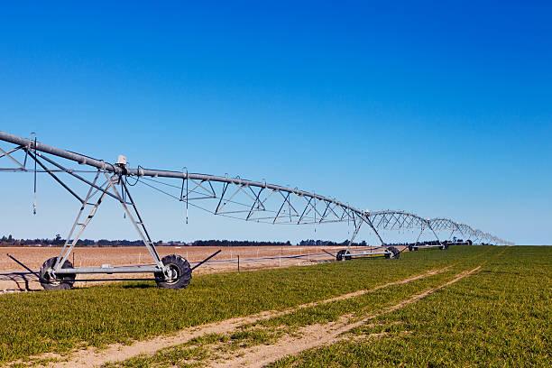Center Pivot Irrigator – Foto