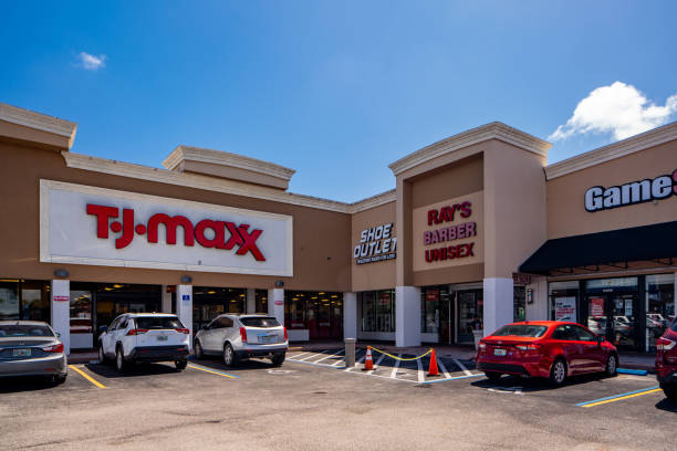 RK Center shopping plaza TJ Max Miami FL