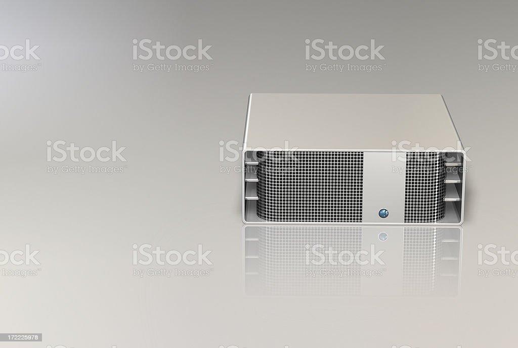 center storage server 003 royalty-free stock photo