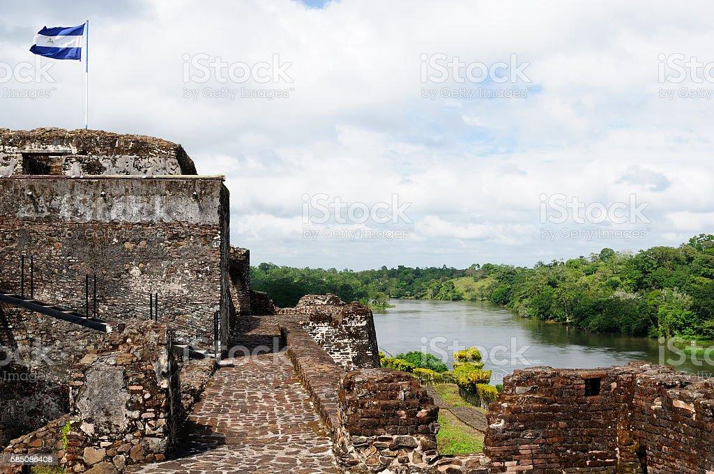 Central America, Nicaragua, El Castillo - foto de stock