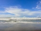 istock Central America oceanshore. Pacific ocean beach in Panama 534405998