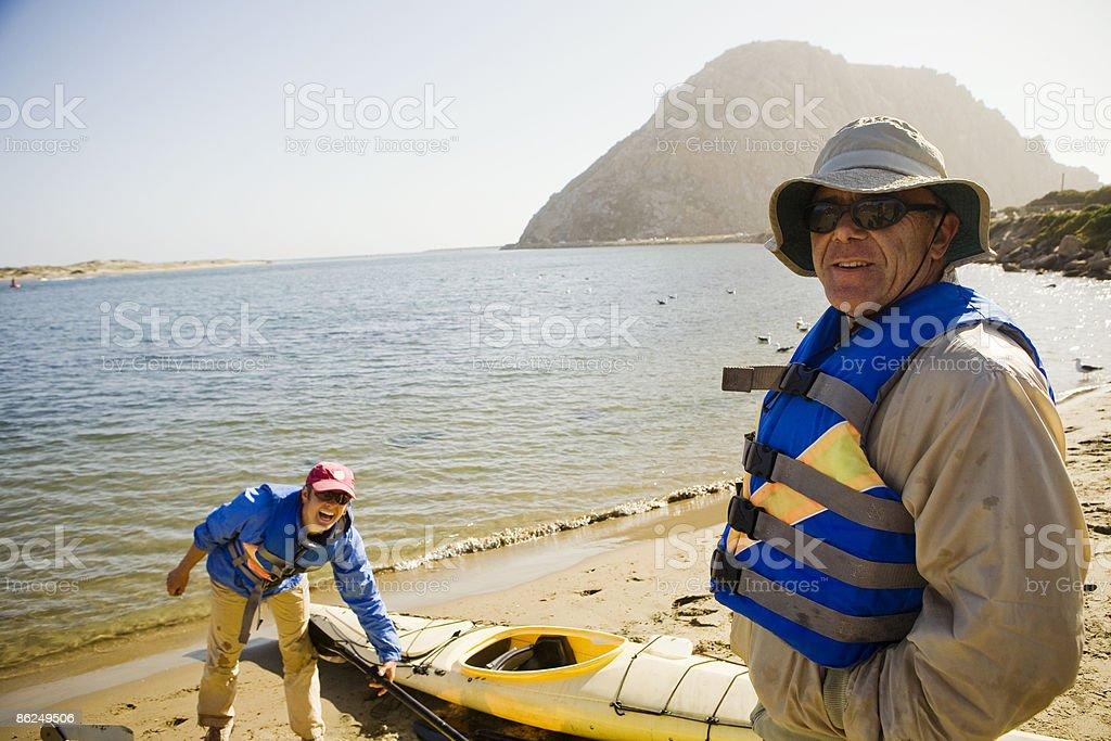 Central California Coast royalty-free stock photo