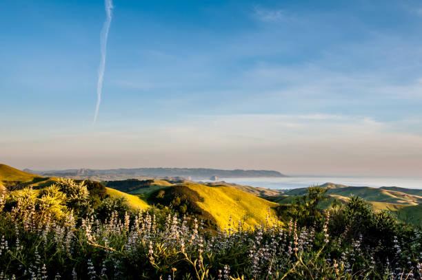 Central Coast California stock photo