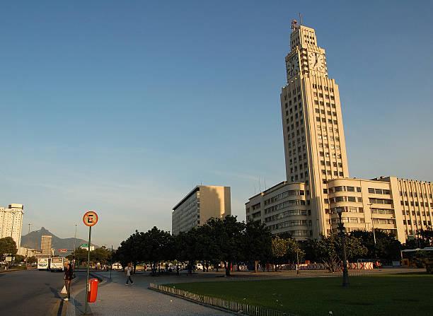 Central do Brasil stock photo