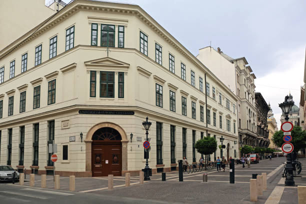 Central European University Budapest – Foto