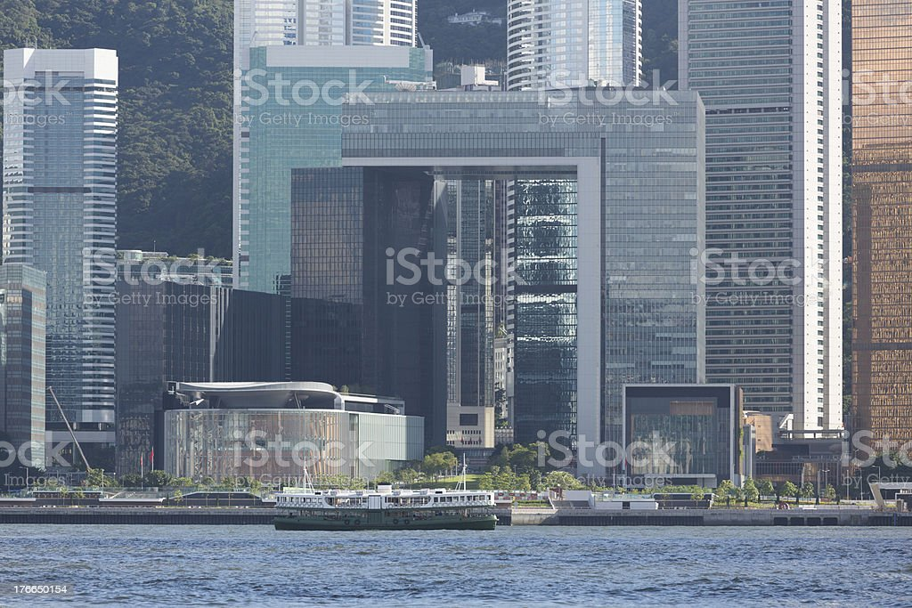 Central Government Complex royalty-free stock photo