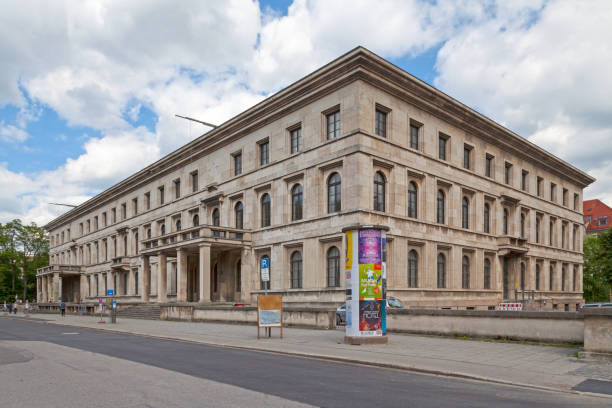 Central Institute for Art History in Munich stock photo