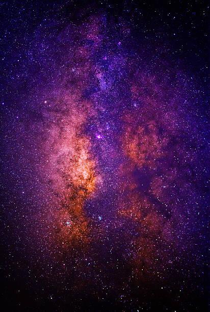 Nebulosa Central - foto de stock