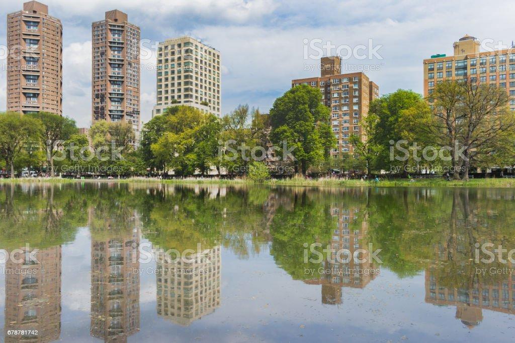 Central Park, NY stock photo