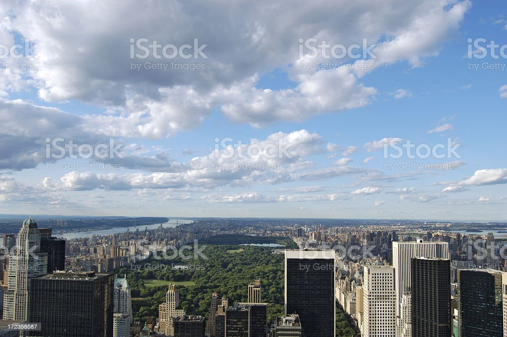 Central Park NYC royalty-free stock photo