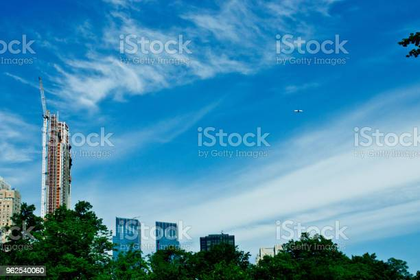 Foto de Arranhacéus Do Central Park e mais fotos de stock de Arquitetura