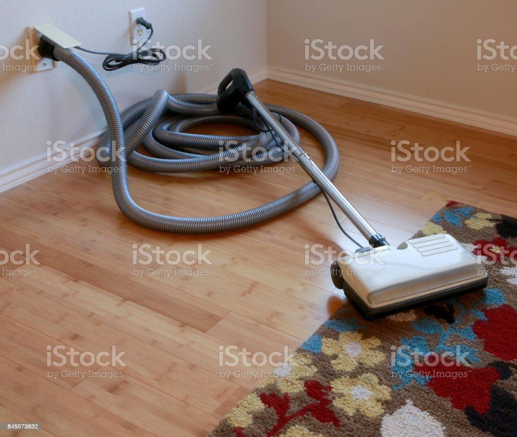 Central vacuum cleaner - foto stock