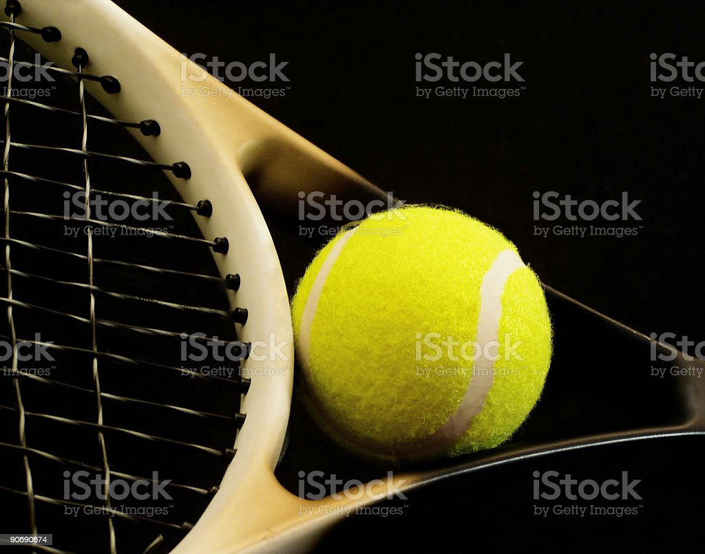 Centre Court royalty-free stock photo