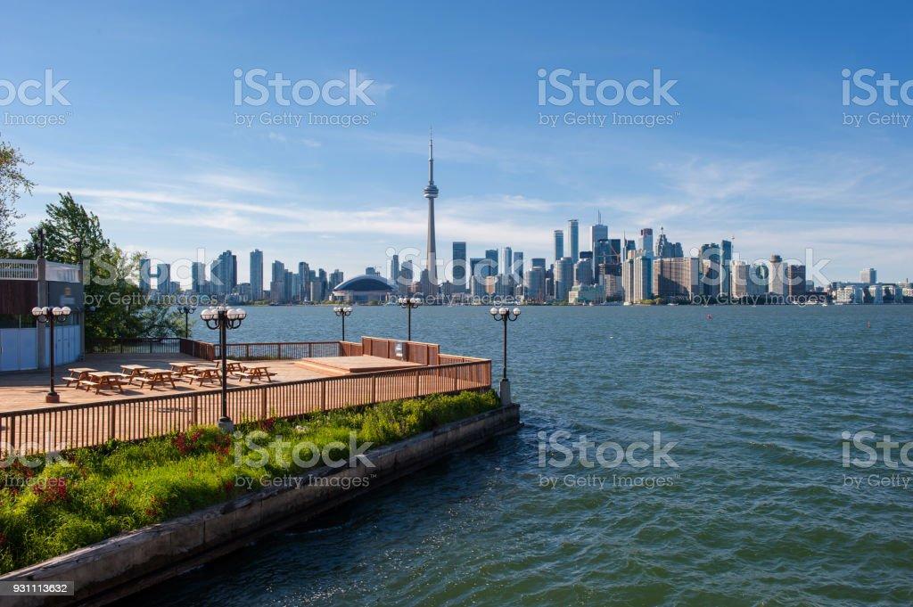 Centre Island stock photo