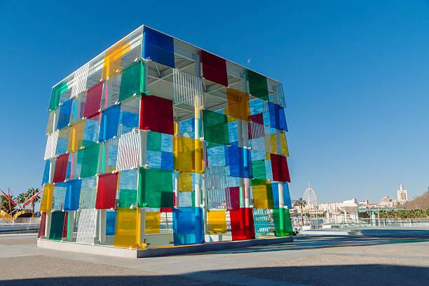 Zentrum Pompidou Málaga-El Cubo