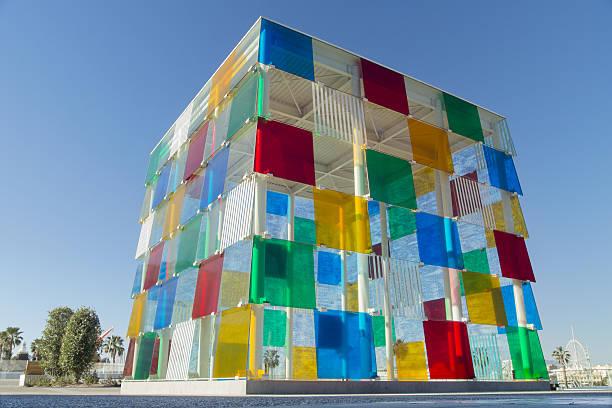 Zentrum Pompidou Málaga – Foto