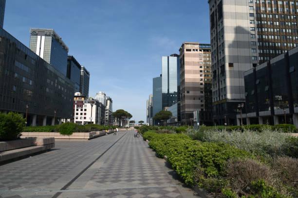 Centro Direzionale Napoli CDN – Foto