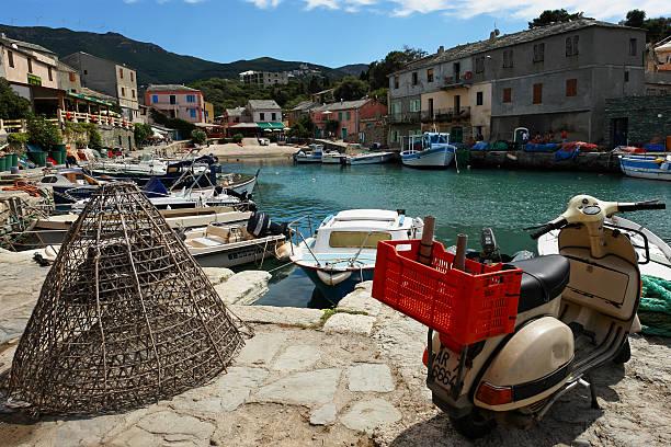 Centuri port en Corse - Photo