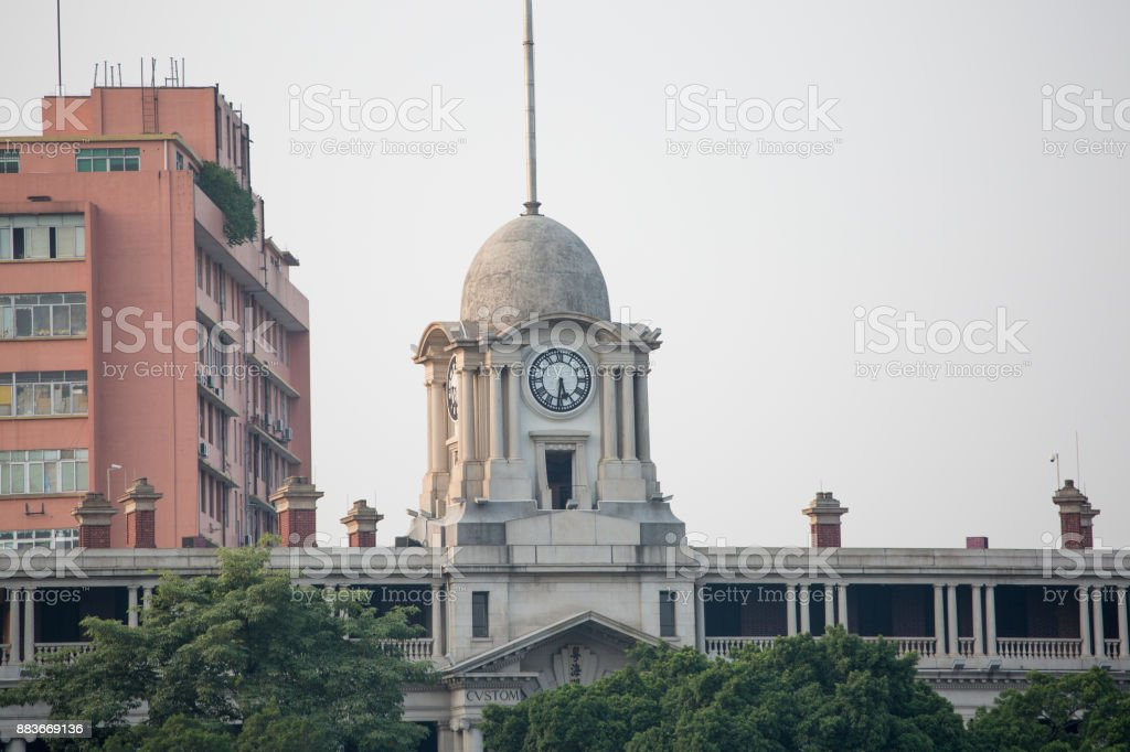 century bell tower stock photo