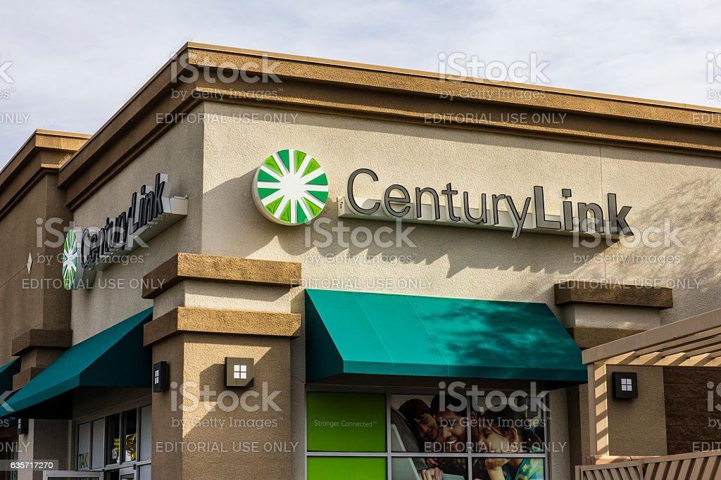CenturyLink Consumer Office I stock photo