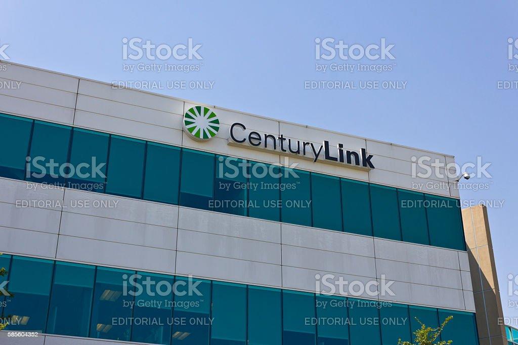 CenturyLink Corporate Office III stock photo