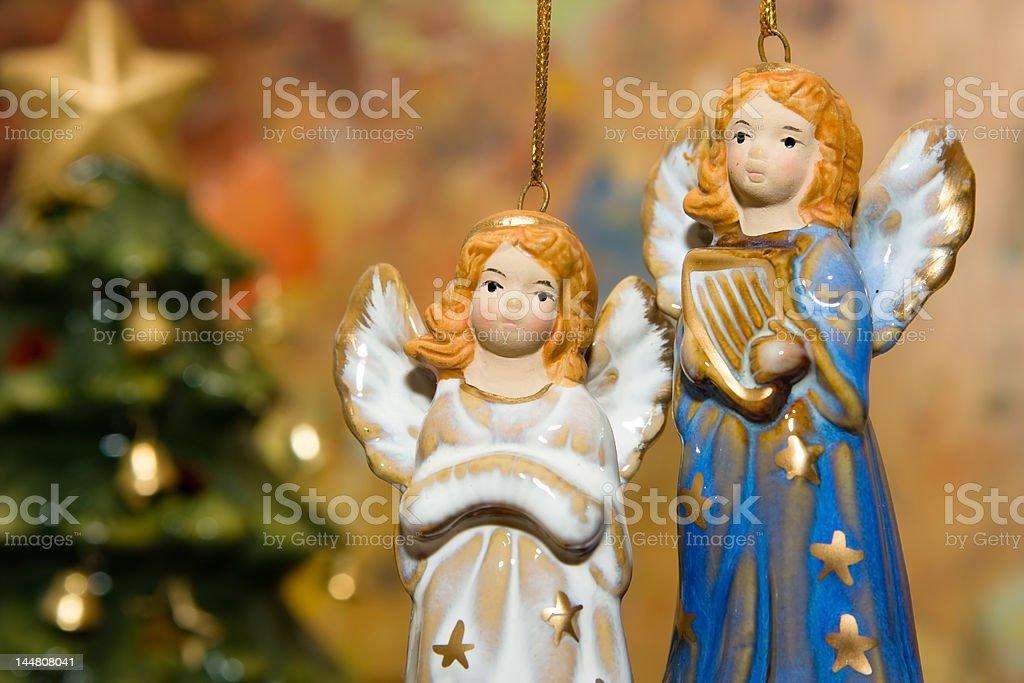 Angel Christmas Christmas Ornament Christmas Tree Decoration