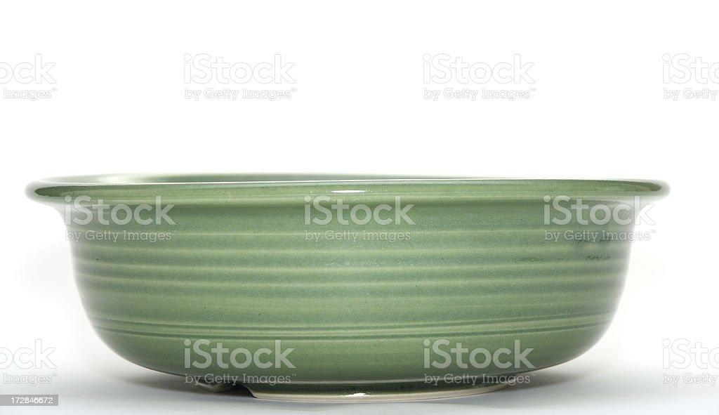 Ceramic Bowl stock photo