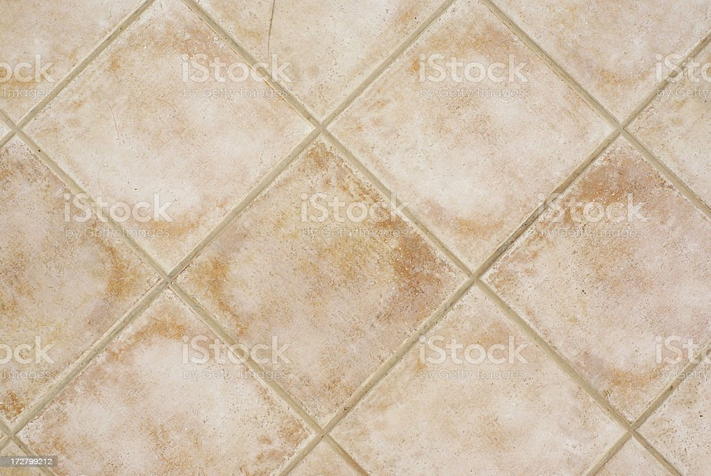 Ceramic floor as background royalty-free stock photo