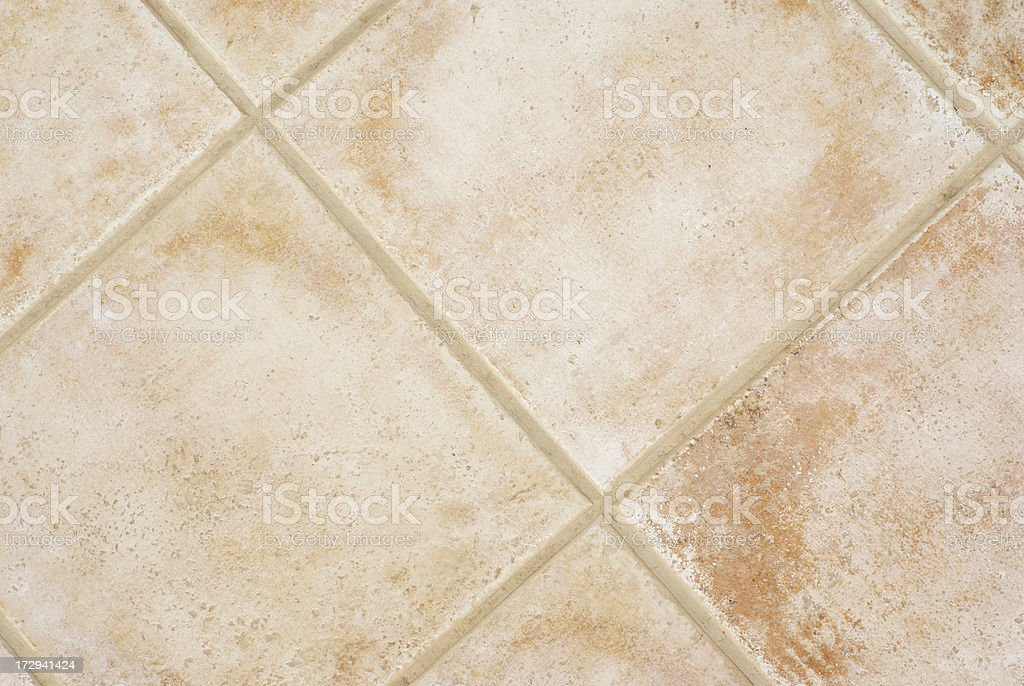 Ceramic floor close up as background royalty-free stock photo