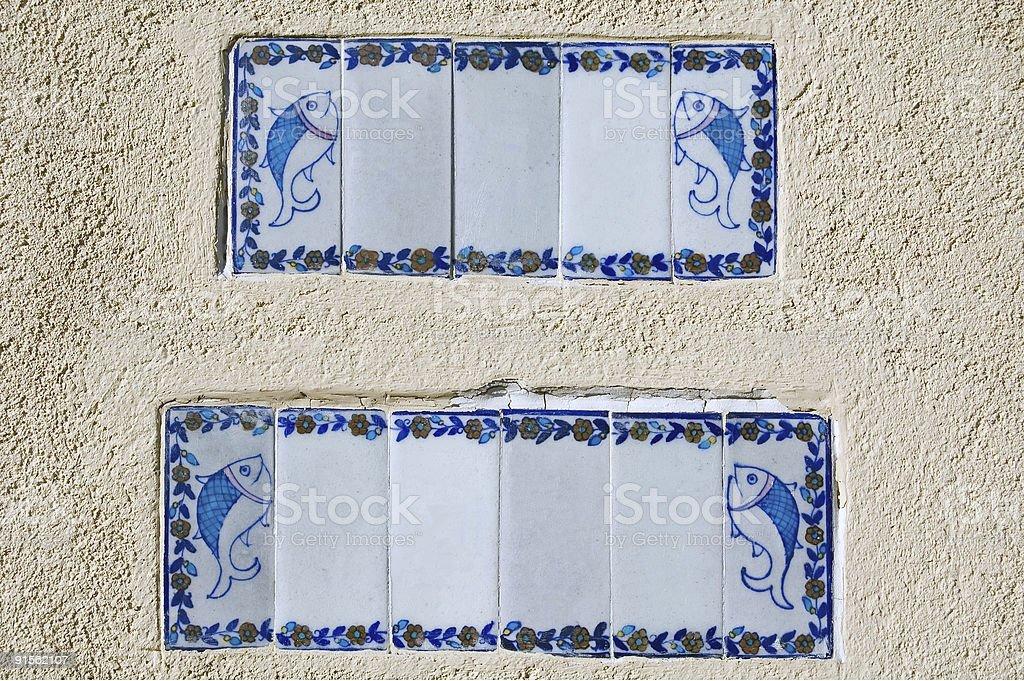 Ceramic form stock photo